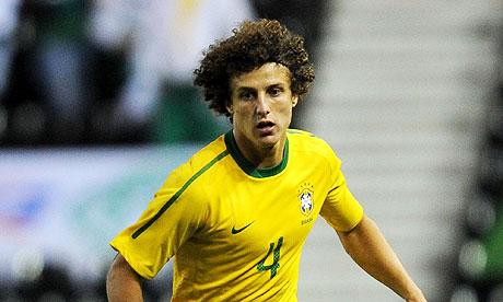 David Luiz sexy footballers world cup