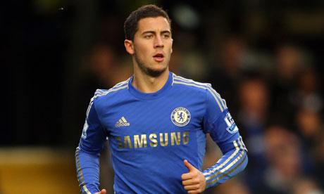 Eden Hazard, Chelsea sexiest players 2014 world cup