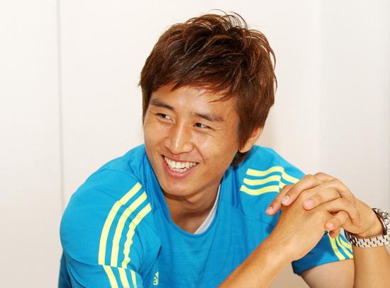 Koo Jacheol  sexiest players 2014 world cup