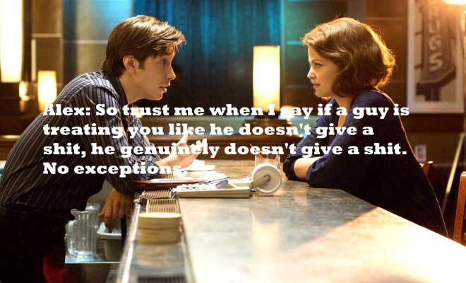 Old fashioned dating rules you should break up with him song
