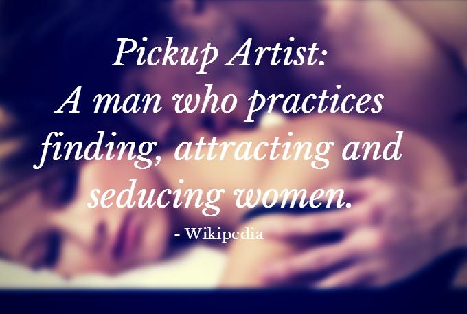 pickup artistry