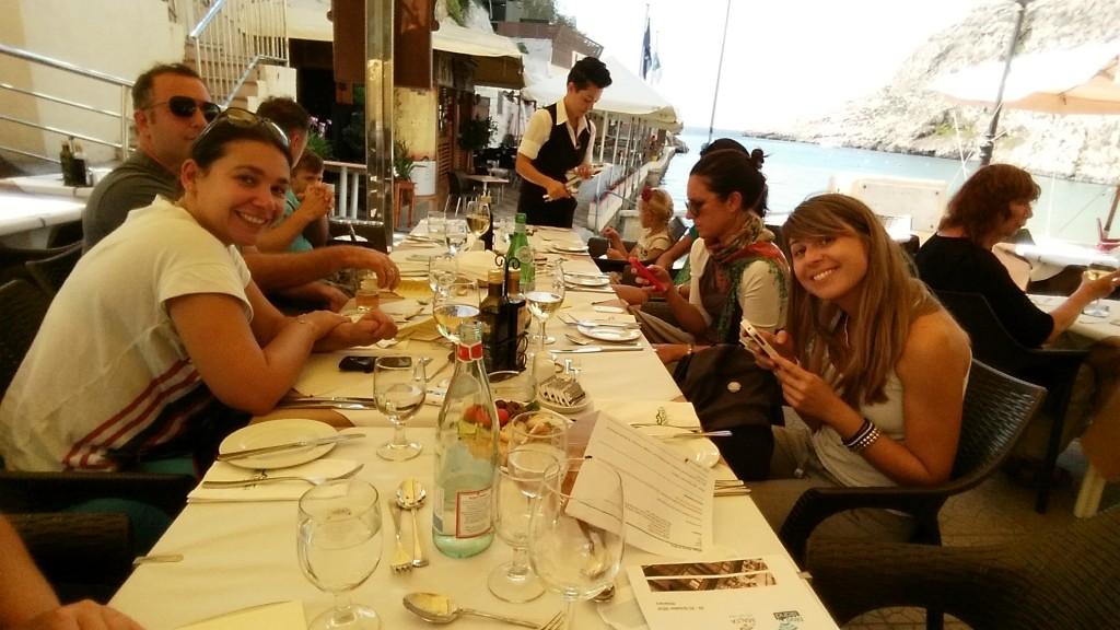 zafiro restaurant gozo malta