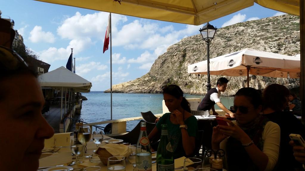 Xlendi Restaurant Gozo Malta