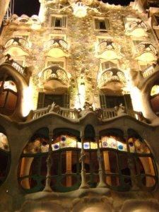 La Pedrera photo courtesy of Gina Pedroni