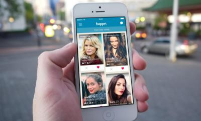happn review dating app