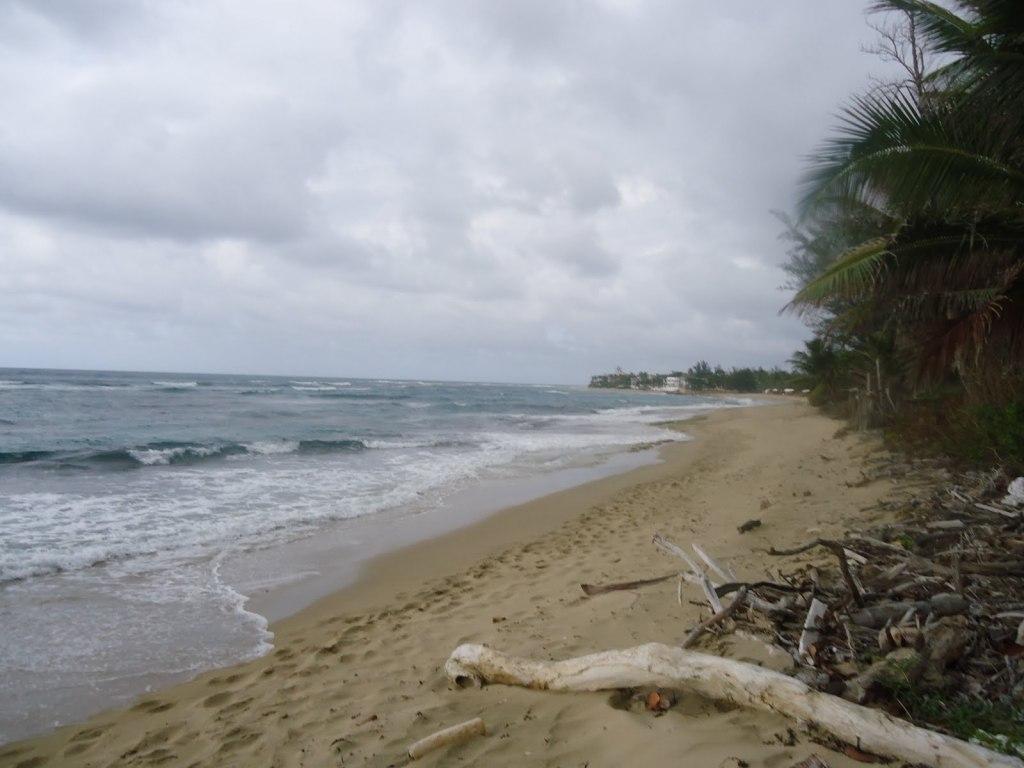 steps beach rincon puerto rico
