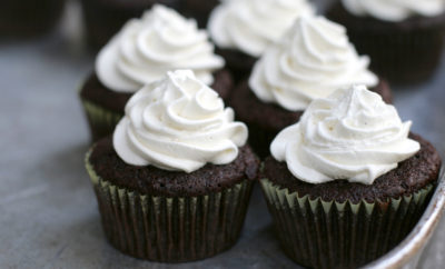 Irish Chocolate Cake St. Patrick's Day Cake Recipe Guinness cupcake