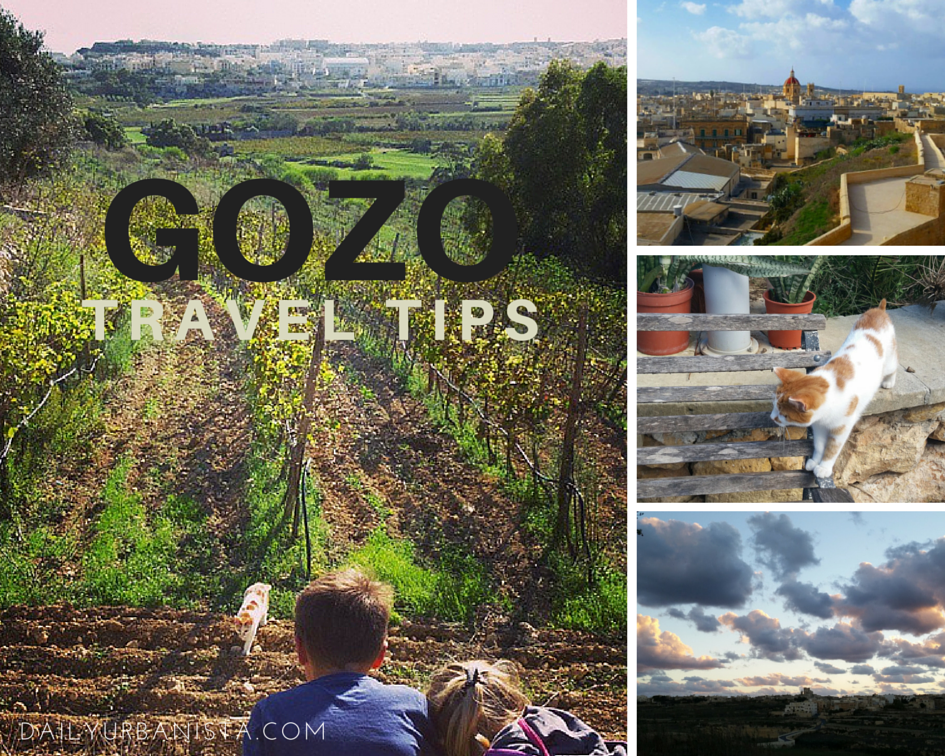 gozo travel tips