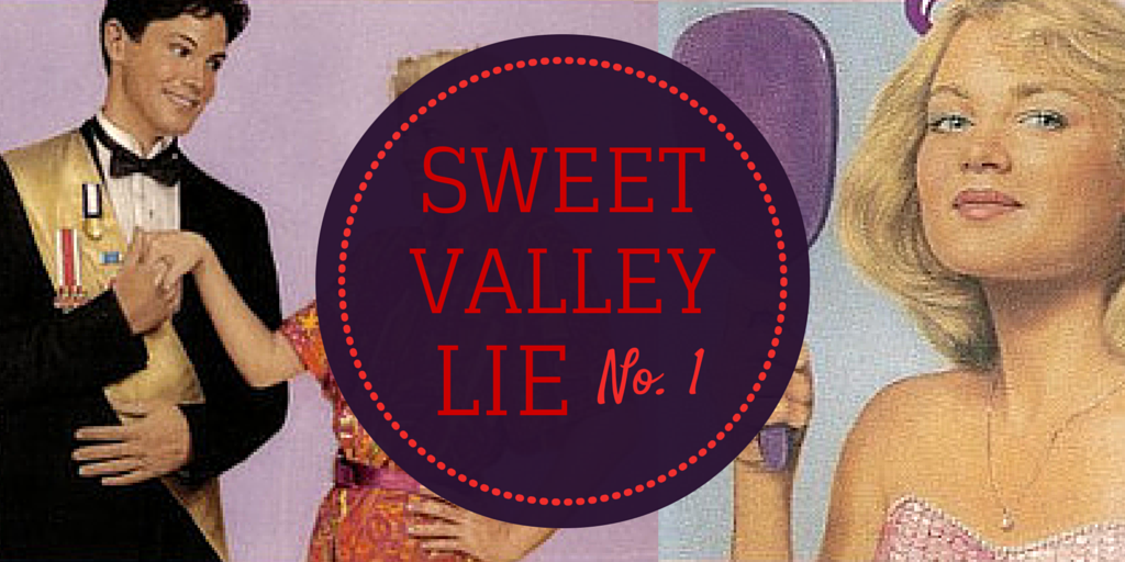 sweet valley high books svh bullshit