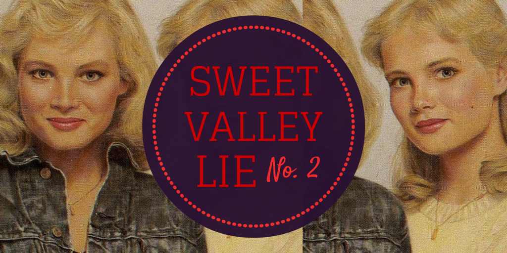 sweet valley high books svh