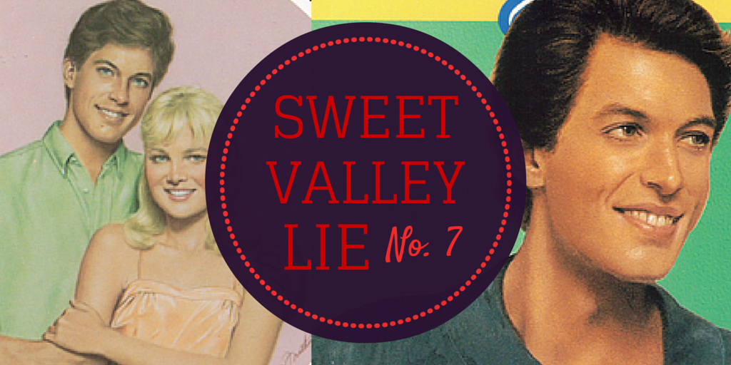 sweet valley high todd funny