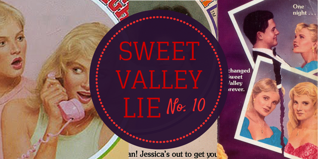 sweet valley high book murder drama