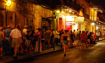 visiting new orleans on a budget