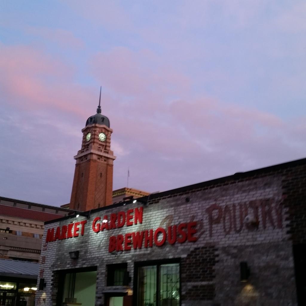 market garden brewhouse ohio city cleveland
