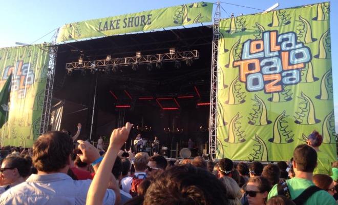 Lollapalooza artists