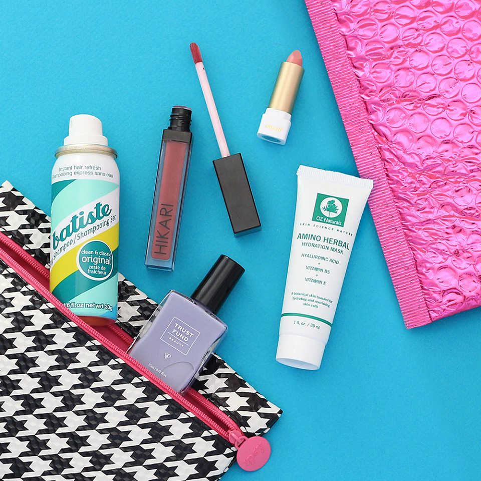 ipsy glam bag review