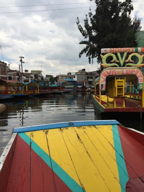 Xochimilco travel tips mexico city