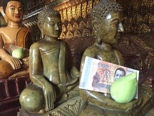 Phnom Penh Money Shot
