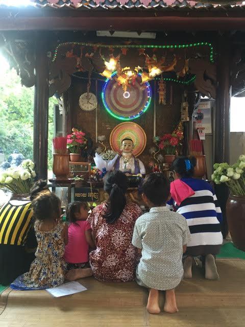 Phnom Penh Shrine