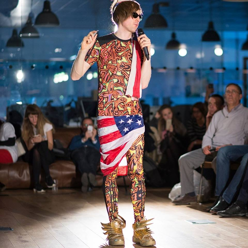 Vincent Dignan fashion style