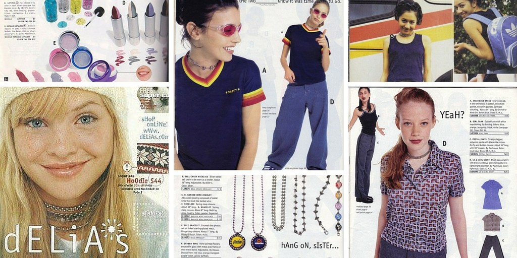 delia's catalog 90s alloy