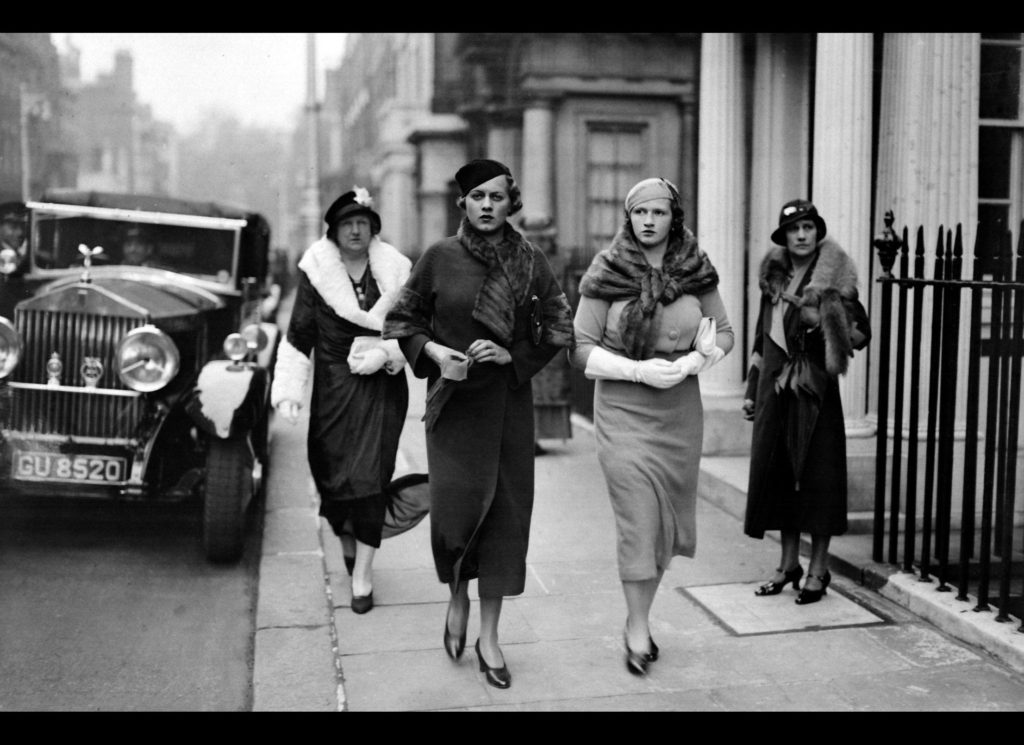 1930s fashion dating