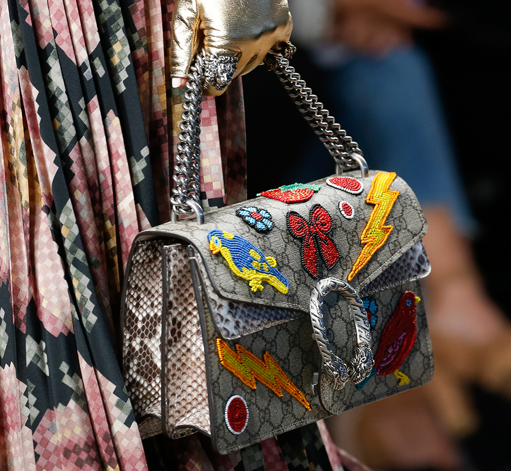 Summer Bag Trends - gucci