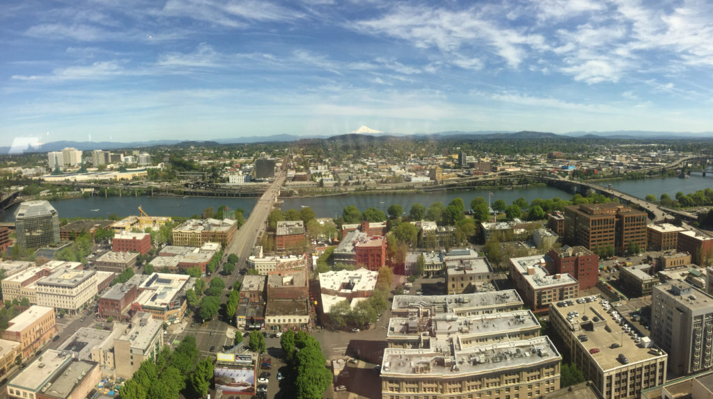 48 hours in portland, oregon