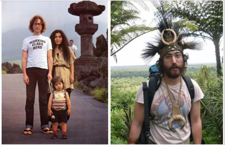 John and Yoko put *their* child on a leash and HE turned out normal... right??