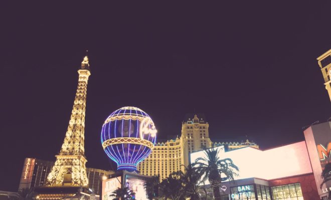 Vegas for one