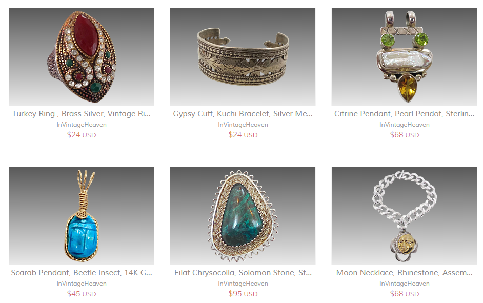 where to buy cool affordable jewelry online