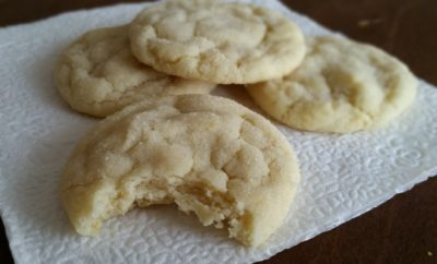 copycat Potbelly sugar cookie recipe